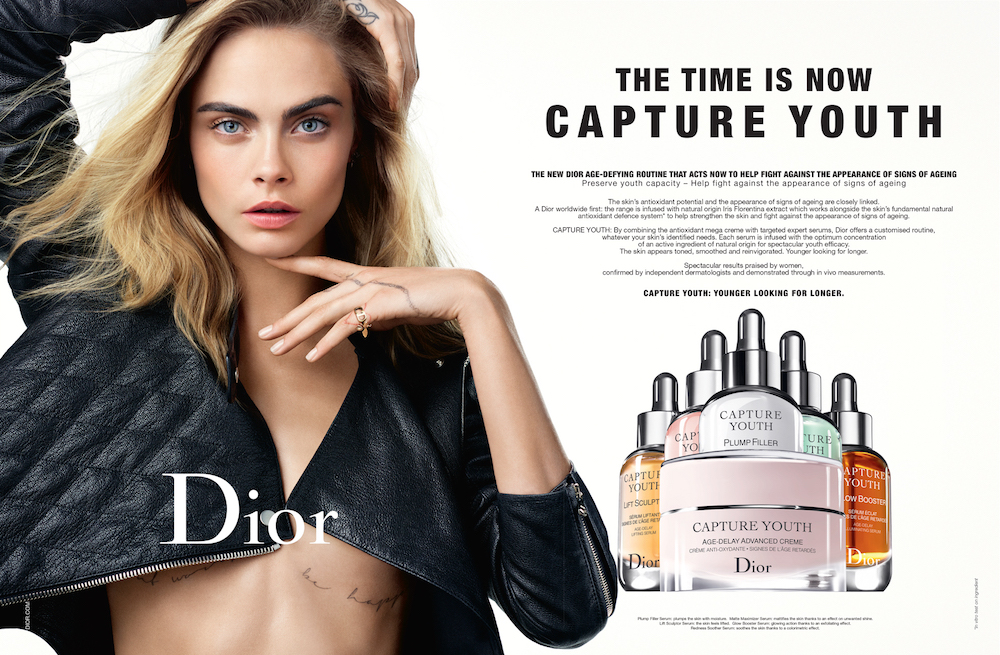 image of dior capture youth