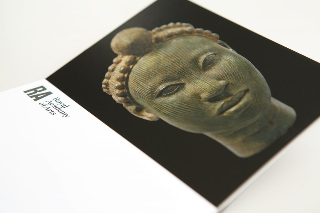 printed exhibition postcards age of bronze royal academy of arts