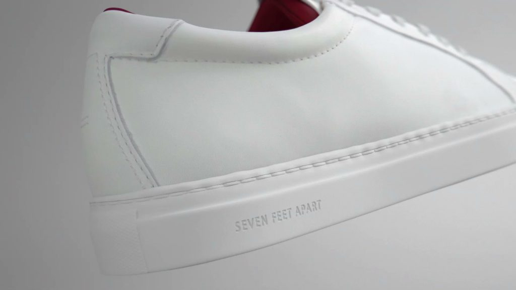 Seven Feet Apart CGI product model - Sevens- brand