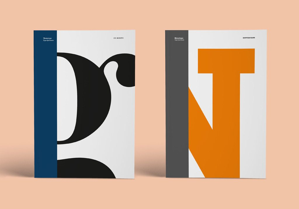 Tom Jacobs Typography design