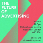 APA Future of Advertising