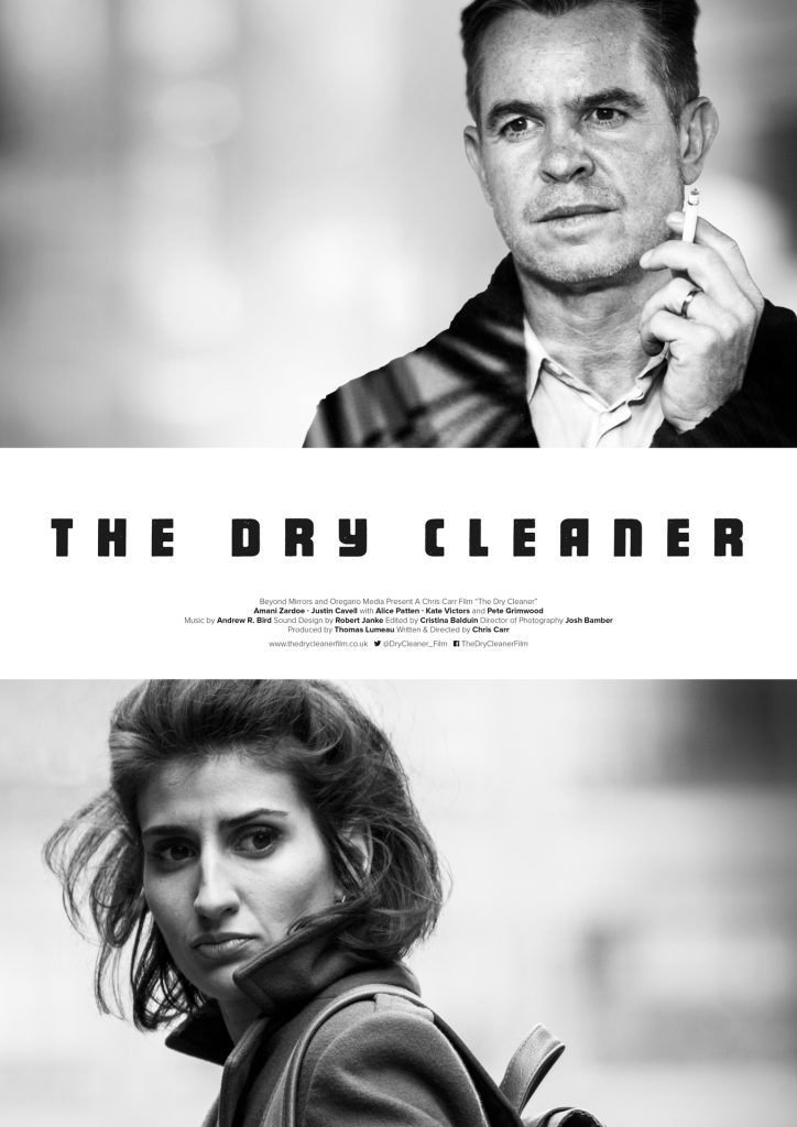 The Dry Cleaner Short Film Poster