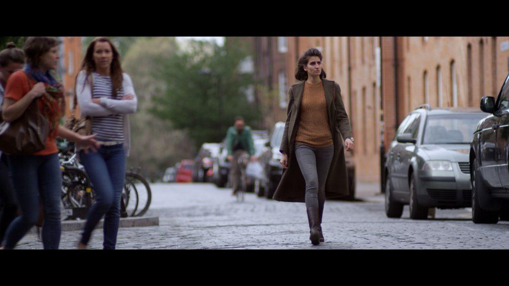 Spy Recruit The Dry Cleaner Short Film colour grade