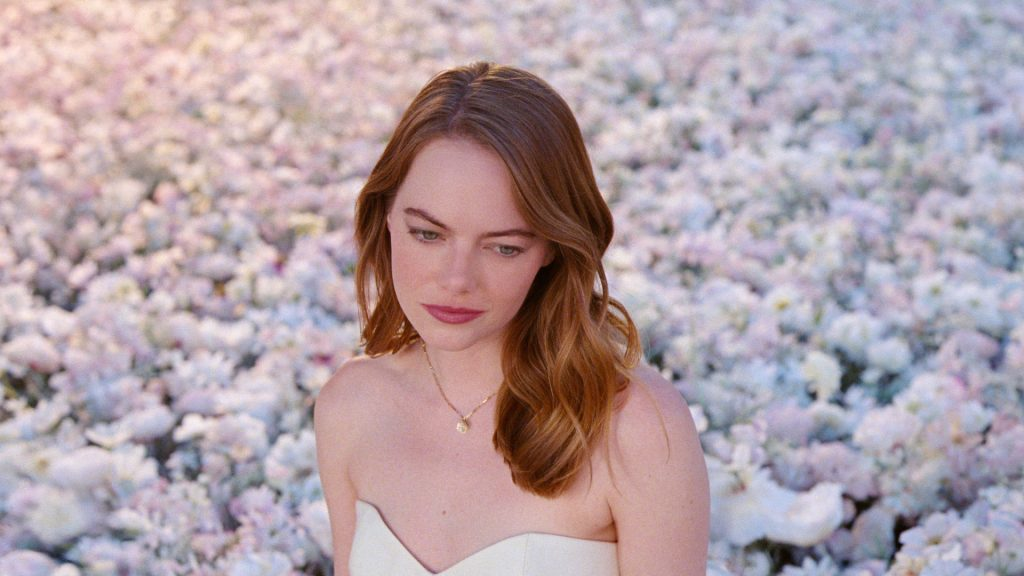 Louis Vuitton - Coeur Battant luxury fragrance commercial Emma Stone