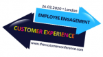 customer experience employee engagement conference logo