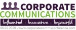 corporate communications conference logo