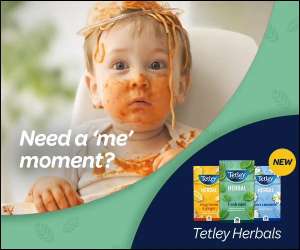 Tetley herbals digital ad