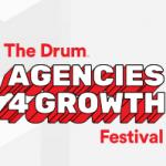 The Drum Agencies 4 Growth Festival logo