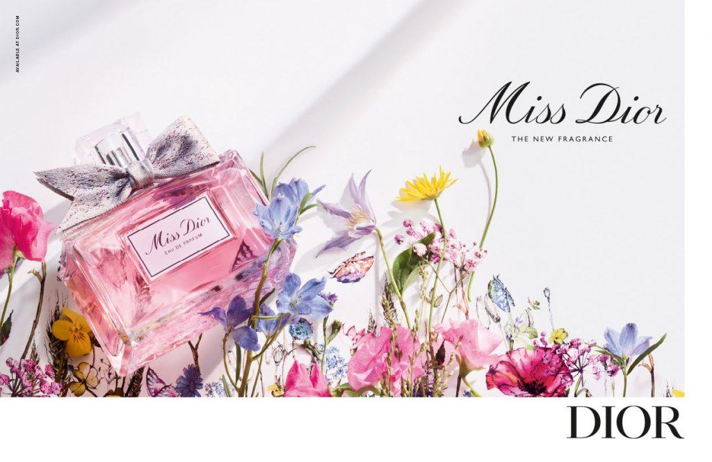 Miss Dior press ad
